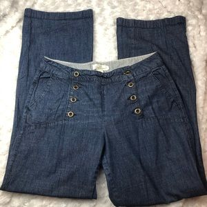 Label of Graded Goods H&M High Waist Size 10 Pants